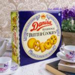 Bao bì thương hiệu bánh Danisa