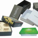 Quảng bá thương hiệu sản phẩm bằng mẫu in hộp giấy ấn tượng