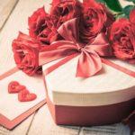 In hộp giấy hình trái tim cho ngày Valentine 2017