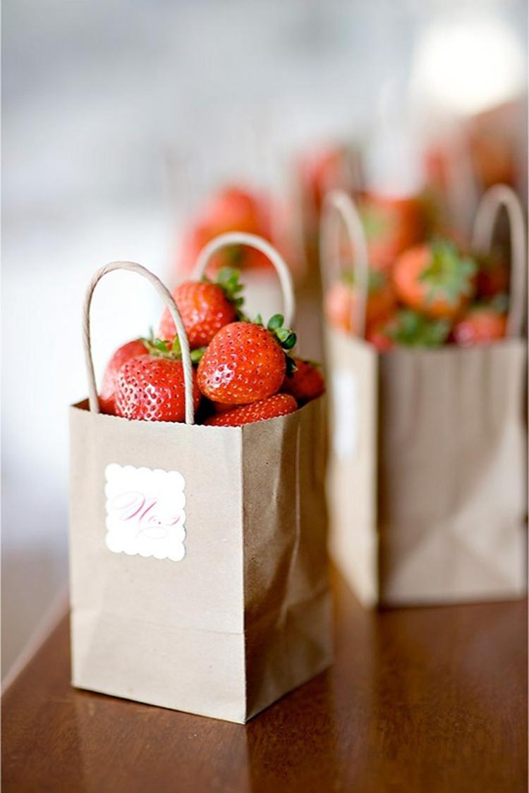 In túi giấy đựng hoa quả tươi tphcm