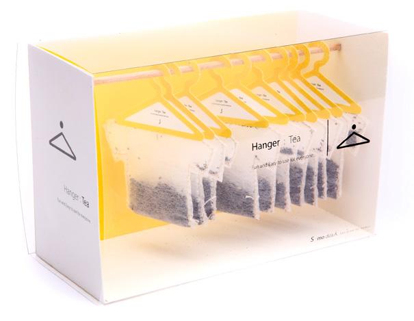 Túi trà Hanger