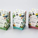Thiết kế hộp giấy đựng socola Sweet Virtues