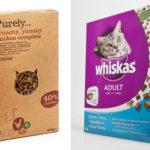 in bao bì giấy đựng thức ăn cho thú cưng