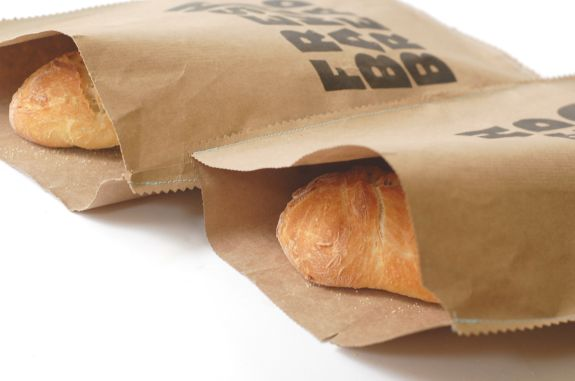 in ấn túi giấy đụng bánh mì giá rẻ