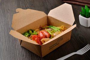 In hộp đựng thức ăn rẻ