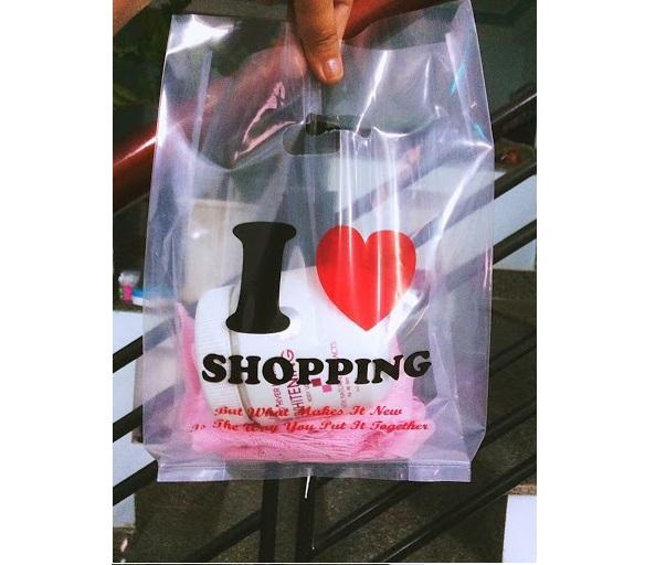 in túi nilon đựng thực phẩm giá rẻ