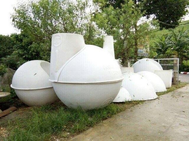 giá hầm biogas