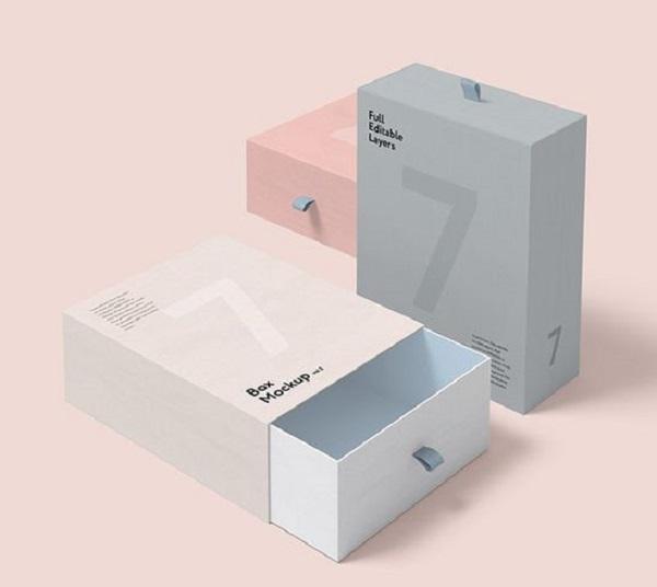 hộp mỹ phẩm chất lượng