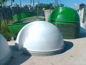Bể biogas trong chăn nuôi